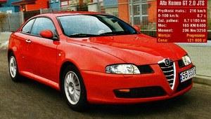 Alfa Romeo GT – piękno ruchu