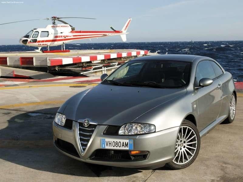 Alfa Romeo GT /