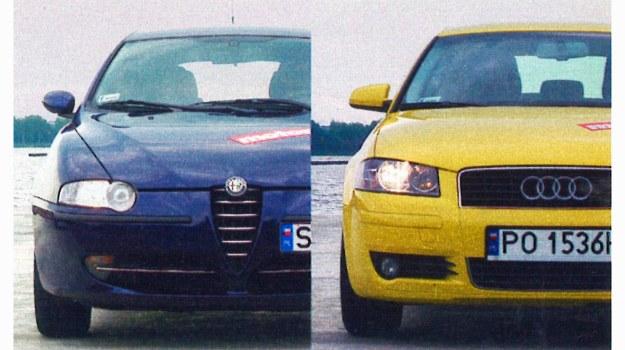 Alfa Romeo i Audi /Motor