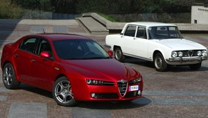 Alfa Romeo - kurs na tylny napęd