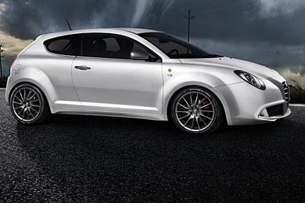 """Alfa Romeo MiTo 1.4 MultiAir """"Quadrifoglio Verde"""" /"""
