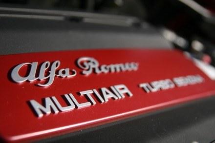 Alfa romeo mito z systemem multiair /INTERIA.PL
