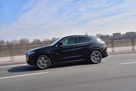 Alfa Romeo Stelvio Super 2.2 Diesel AT8 Q4