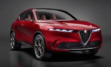 Alfa Romeo Tonale z poślizgiem?