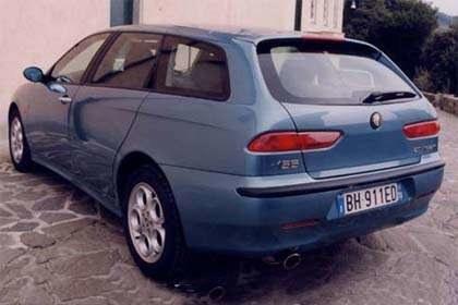 Alfa sportwagon /INTERIA.PL