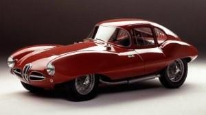 Alfę Romeo C52 również zaprojektowali styliści Carrozzeria Touring. /Alfa Romeo