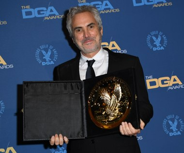 Alfonso Cuarón z nagrodą Gildii Reżyserów