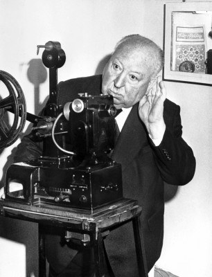 Alfred Hitchcock /arch. AFP