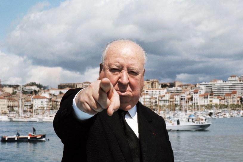 Alfred Hitchcock /AFP