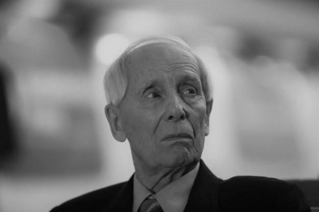 Alfred Miodowicz miał 92 lata /Leszek Szymański   /PAP