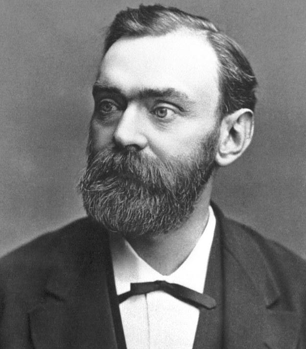 Alfred Nobel /The Nobel Foundation /