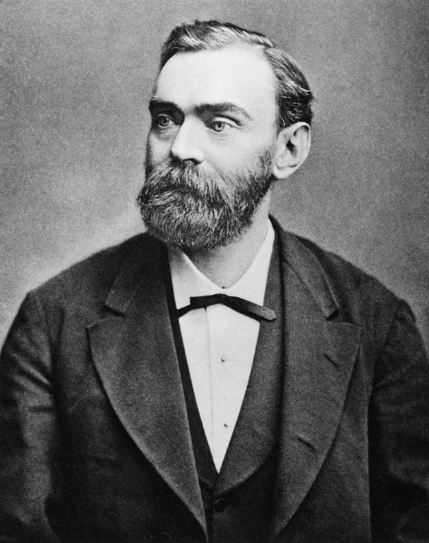 Alfred Nobel /Foto. Public Domain /