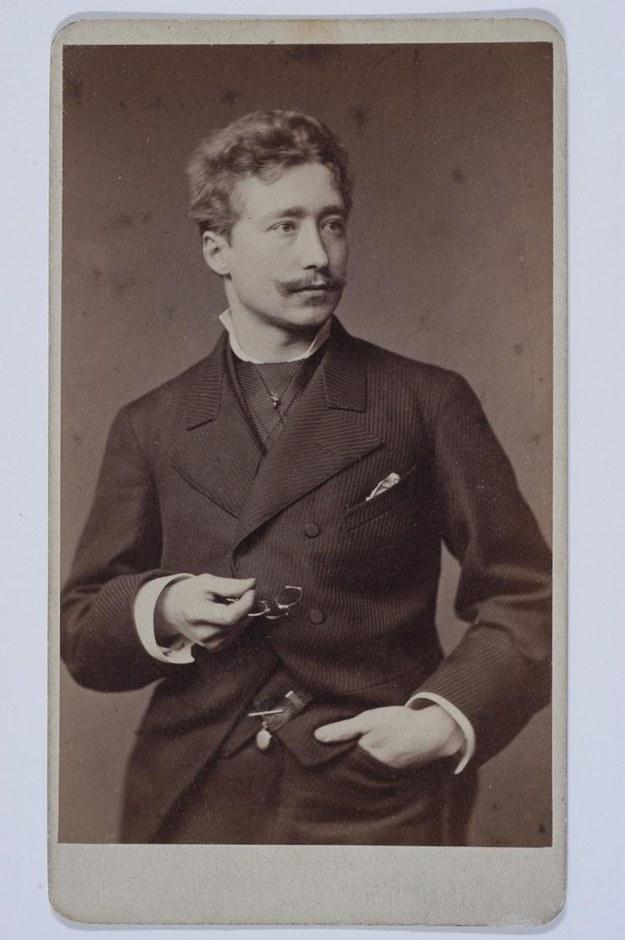 Alfred Wierusz-Kowalski. /Domena publiczna /Wikimedia