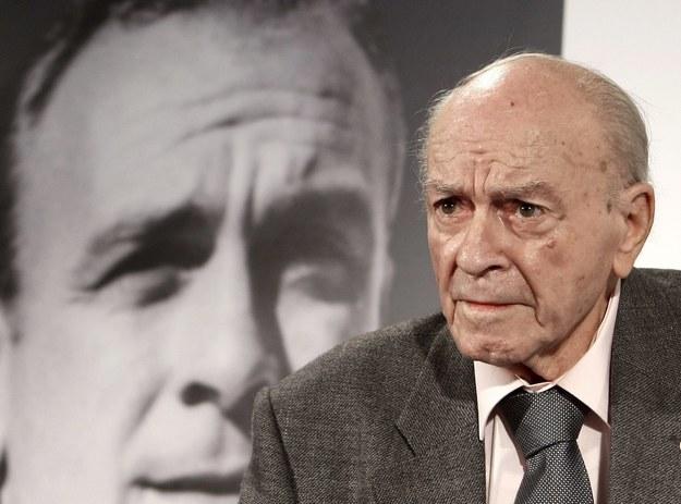 Alfredo Di Stefano /JUAN M. ESPINOSA    /PAP