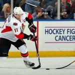 Alfredsson zdobył 1000. punkt w NHL!