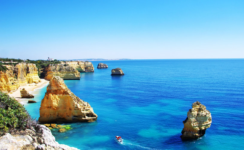 Algarve to słońce, plaża i niesamowite widoki! /123RF/PICSEL