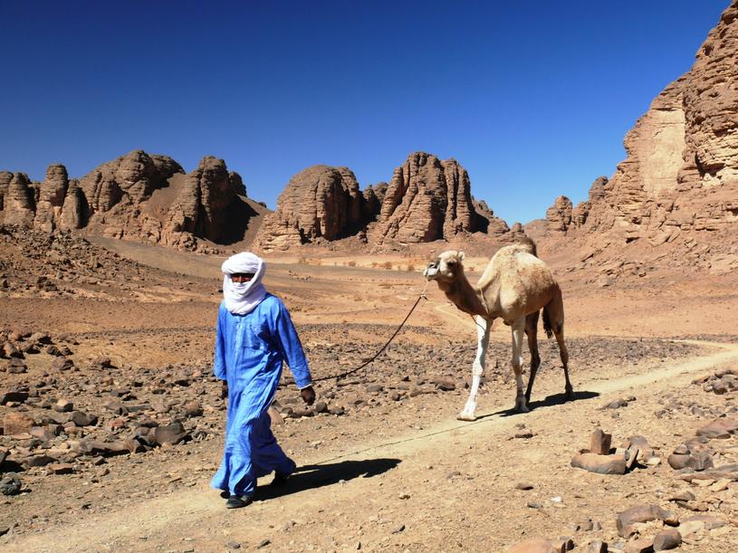 Algieria – Berber / Biuro Turystyki LogosTour /materiały promocyjne