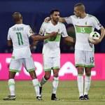 Algieria - Zimbabwe 2-2 w Pucharze Narodów Afryki