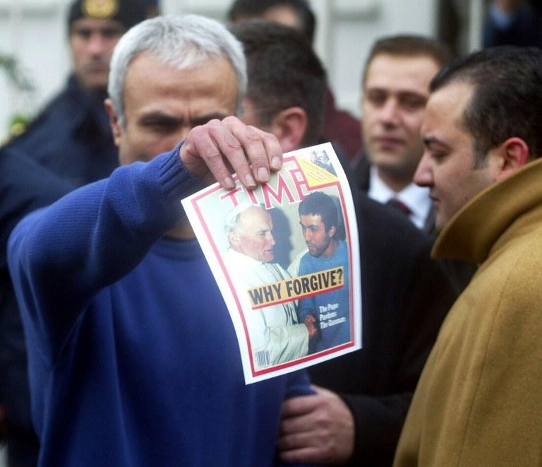 Ali Agca /AFP