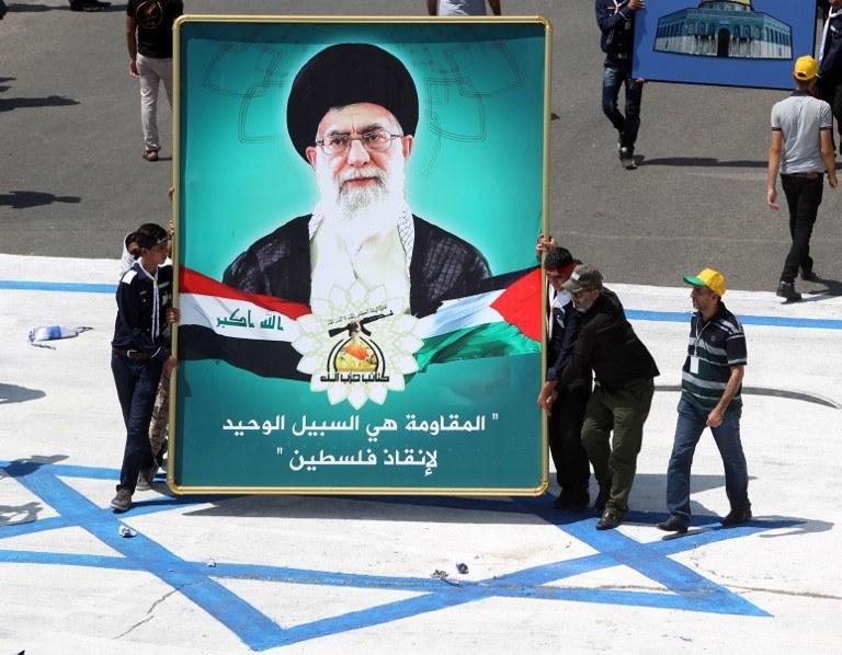 Ali Chamenei /AFP