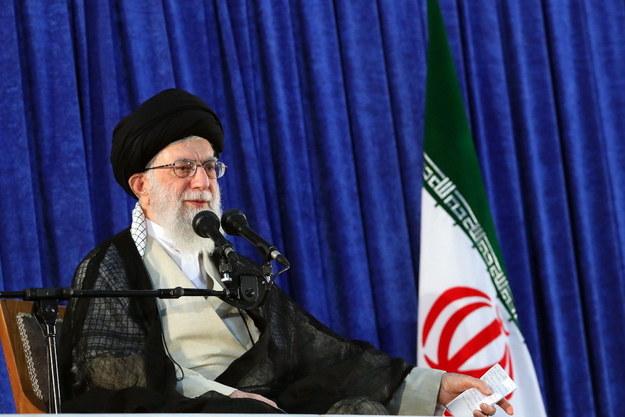 Ali Chamenei /Supreme Leader Office HANDOUT /PAP/EPA