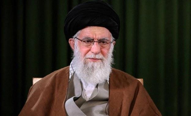 Ali Chamenei /SalamPix/Abaca /PAP/EPA