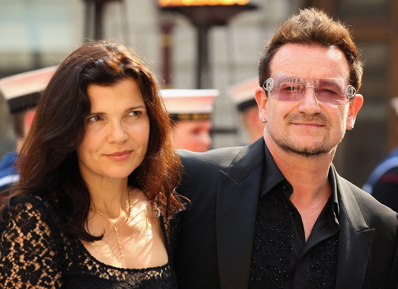Ali Hewson i Bono /Getty Images
