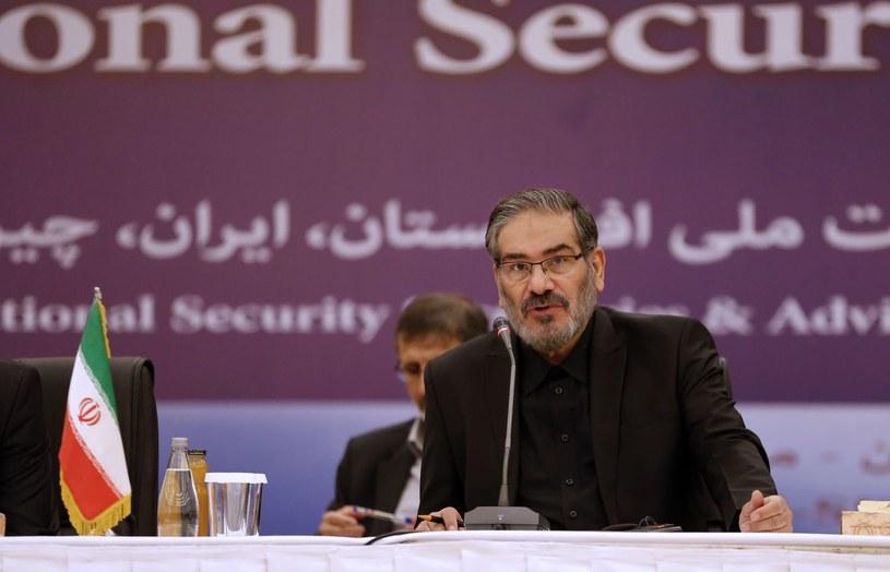 Ali Szamchani / ATTA KENARE/AK /AFP