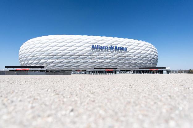 Alianz Arena w Monachium /DPA/Matthias Balk /PAP