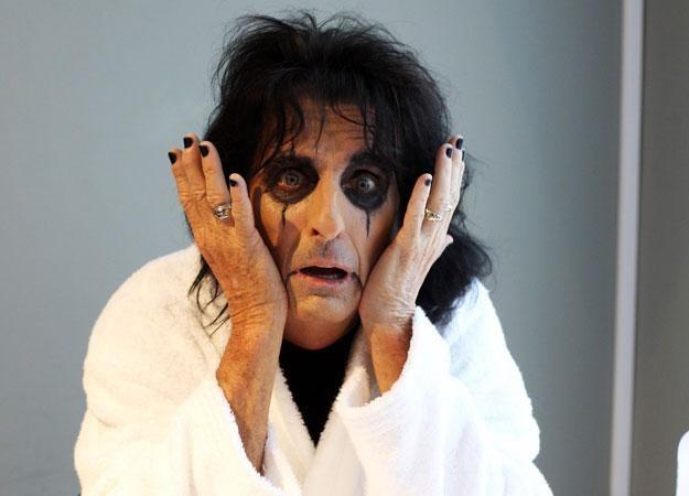 Alice Cooper wciąż nie może pogodzić się z decyzją Roberta Planta fot. Dave Hogan /Getty Images/Flash Press Media