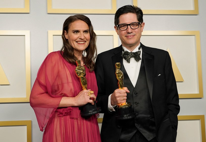 Alice Doyard i Anthony Giacchino /AFP