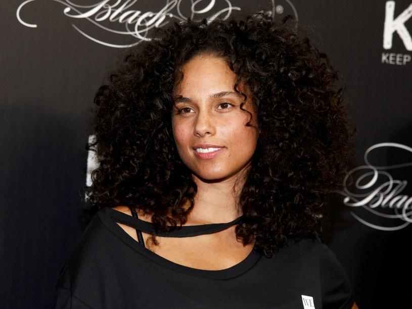 Alicia Keys całkowicie zrezygnowała z makijażu /Invision /East News