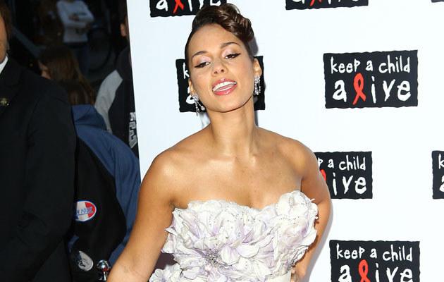 Alicia Keys, fot. Neil Mockford  /Getty Images/Flash Press Media