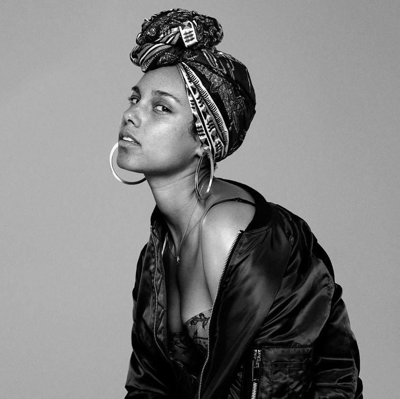 Alicia Keys powraca po czterech latach z nowym materiałem /oficjalna strona wykonawcy