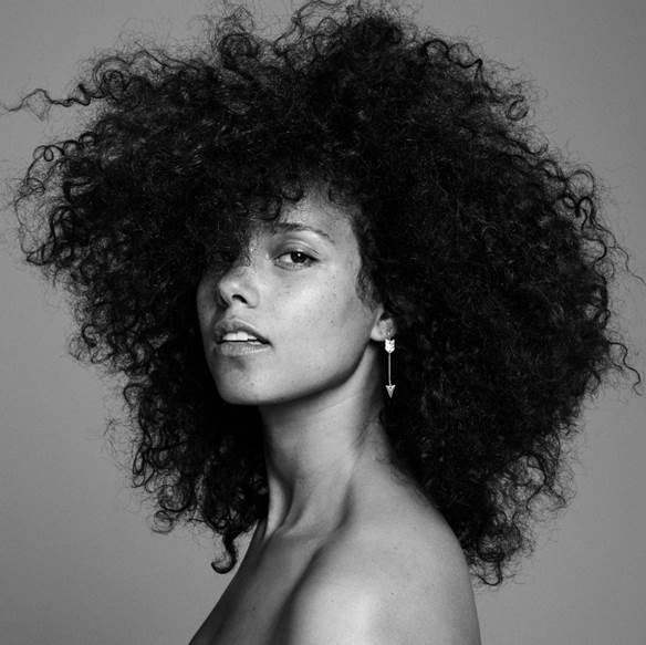"""Alicia Keys powraca z nową studyjną płytą """"HERE"""" /materiały prasowe"""