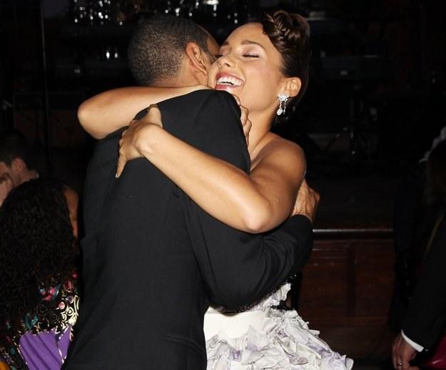 Alicia Keys tuli swojego męża /Getty Images/Flash Press Media