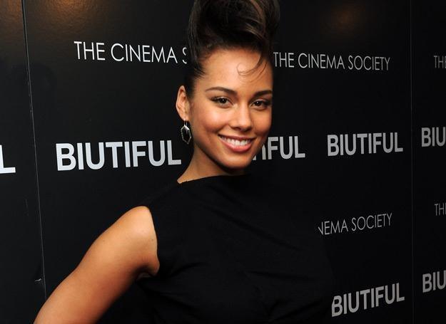 Alicia Keys w październiku została matką - fot. Stephen Lovekin /Getty Images/Flash Press Media