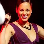 Alicia Keys w Poznaniu: Powstaje scena