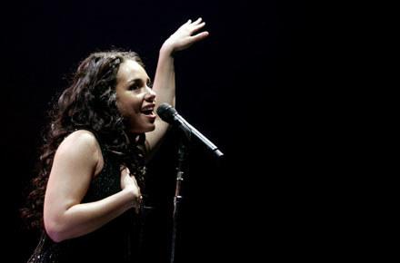 Alicia Keys /arch. AFP