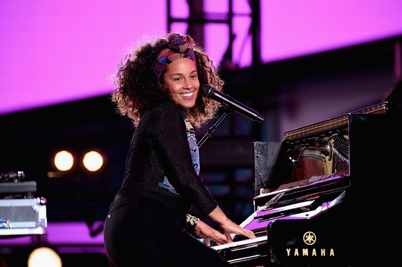 Alicia Keys /Getty Images