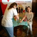 Alicja Bachleda-Curuś dawcą szpiku