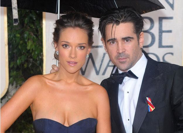 Alicja Bachleda-Curuś i Colin Farrel; /Getty Images/Flash Press Media