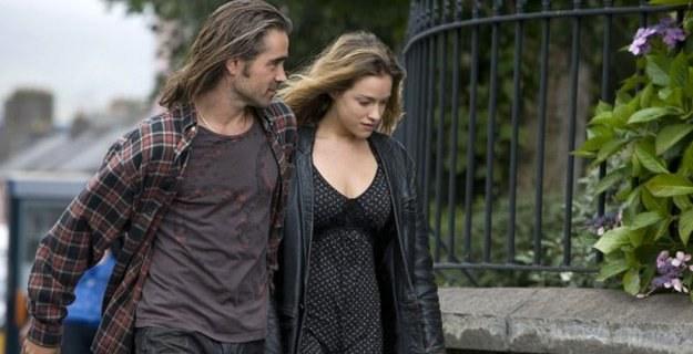 """Alicja Bachleda-Curuś i Colin Farrell - bohaterowie filmu """"Ondine"""" - przyjadą do Krakowa /materiały dystrybutora"""