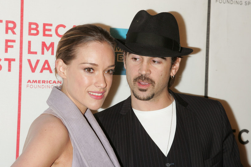 Alicja Bachleda-Curuś i Colin Farrell /Jim Spellman /Getty Images