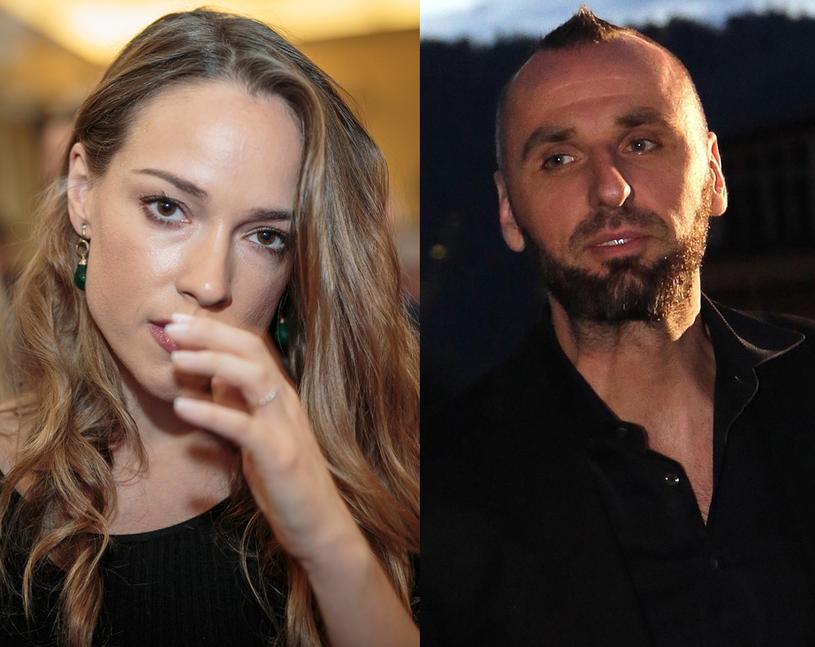 Alicja Bachleda-Curuś i Marcin Gortat, fot. Michał Wozniak /Łukasz Gagulski /East News