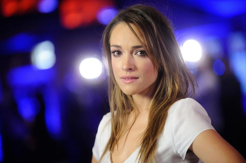Alicja Bachleda Curuś może już przyjmować gratulacje? /Michał Wargin /East News