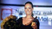 Alicja Bachleda-Curuś pozuje z gwiazdą Hollywood