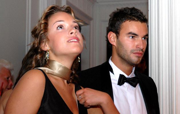 Alicja Bachleda-Curuś z bratem Tadeuszem, fot.Marek Ulatowski  /MWMedia