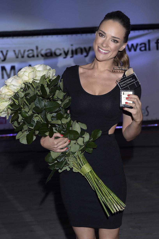 Alicja Bachleda-Curuś /AKPA