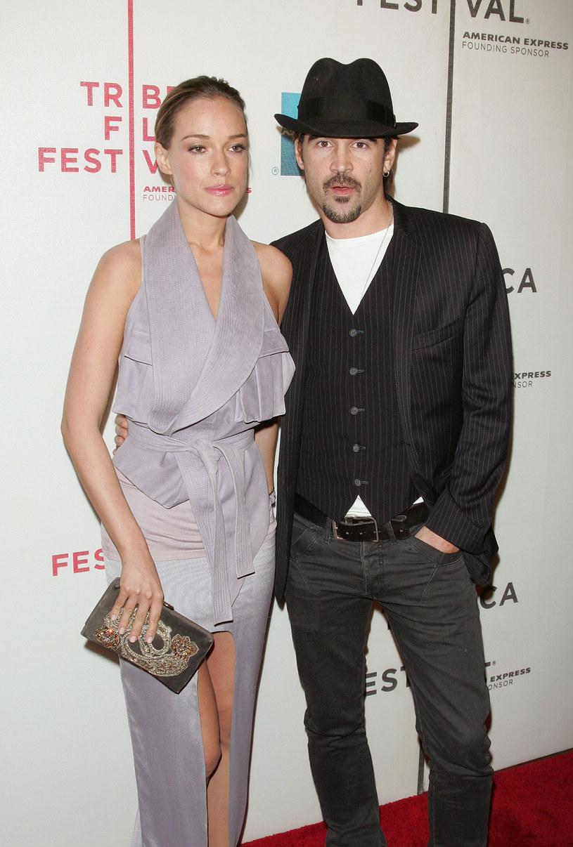 Alicja Bachleda i Colin Farrell /Jim Spellman / Contributor /Getty Images